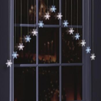 Valguskardin Helves mix LED 3 xAA