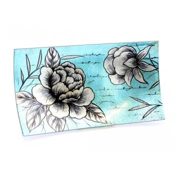 Serveerimisalus Vincenza Flower, 12,5cm