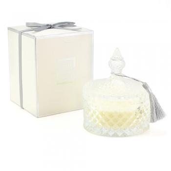 Lõhnaküünal klaasis Desire Fresh 20h