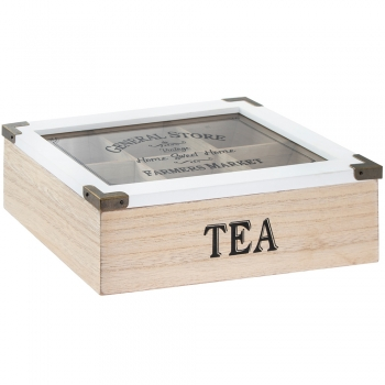 Teekarp 24x16x7cm puit