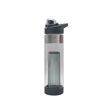 Joogipudel 650ml plastik