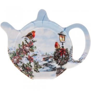 Teepakialus Punarind laternal 13x20cm