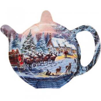 Teepakialus Talvevõlumaa 13x20cm