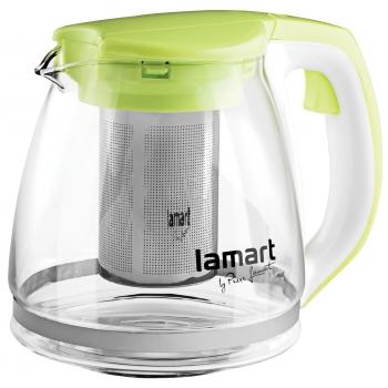 Klaaskann Lamart teesõelaga 1,1L