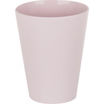 Joogitops 285ml plastik vanaroosa