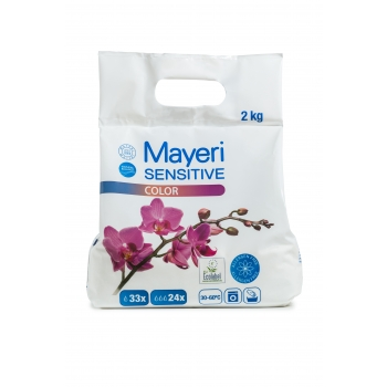 Pesupulber Mayeri Color Sensitive 2kg