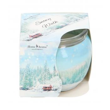 Lõhnaküünal klaasis Talv 22h