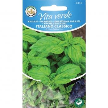 Basiilik Vita Verde ItalianoClassico0,5g