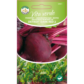 Punapeet Vita Verde Detroit Dark Red 5g