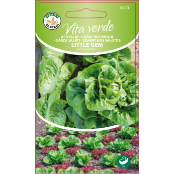 Rooma salat Vita Verde Little Gem 1g