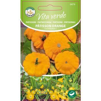 Patisson Patisson Orange Vita Verde 1g