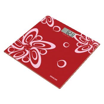 Kaal Sencor punane