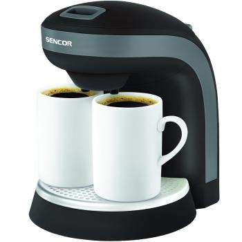 Kohvimasin Sencor 350W, must