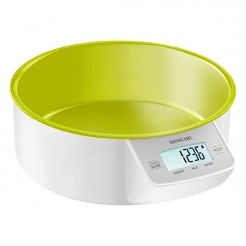 Köögikaal Sencor valge/roheline