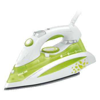 Triikraud Sencor 2200W valge/roheline
