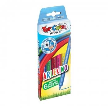 Viltpliiatsid Toy Color 6tk