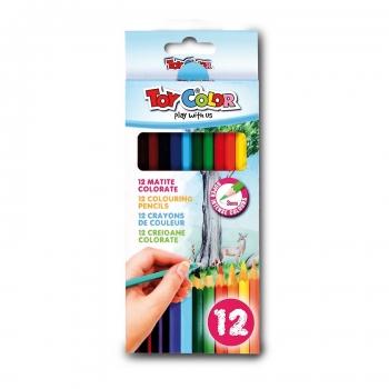 Värvipliiatsid Toy Color 12tk
