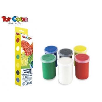 Guaššvärvid Toy Color 6x25ml