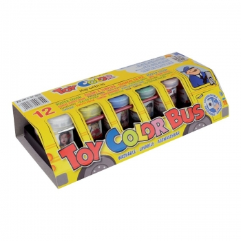 Guaššvärvid Toy Color 12x25ml