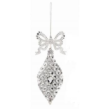 Kuuseehe Kristallid lipsuga 15cm valik