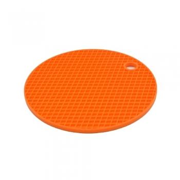 Kuumaalus silikoonist Tiross, 20cm,oranz