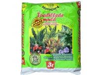 Toalillede muld 3L pH4,6-5,5 Matogard