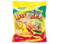 Kummikommid Mini Burger 250g