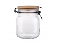 Klaaspurk 1L musta klambriga