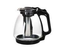 Teekann sõelaga 2,2L klaasist