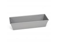 Keeksi/koogivorm 25cm 0,6 mm Silver Top