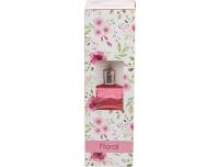 Õhuvärskendaja pulkadega Floral 50ml