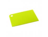 Lõikelaud 24,4x17,2cm,plastik roheline