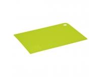 Lõikelaud 34,5x24,5cm,plastik roheline