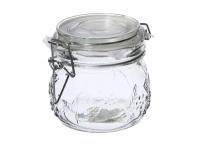 Purk Mari 500ml klaasist klamberkaanega
