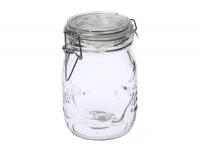 Purk Mari 1L klaasist klamberkaanega