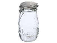 Purk Mari 1,5L klaasist klamberkaanega