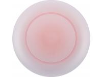 Taldrik Expo 22cm/3tk plastik roosa