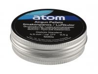 Õhupüssikuulid Atom 500tk 4,5mm