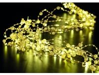 Valguskett 200LED Pärlid soe valgus 2m