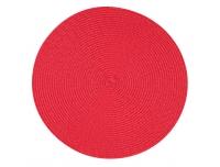 Lauamatt Altom 38cm ümmargune punane