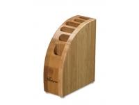 Nugade hoidik Fontignac 18x8x22cm bambus