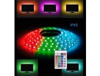 Valgusriba 60LED 5m IP65 värviline