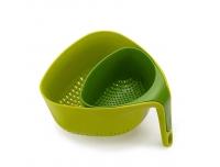 Sõelad Joseph 2tk plastikust roheline