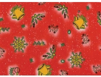 Vakstu 140cm Jõulukelluke punane