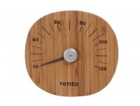 Saunatermomeeter Rento 15x14x2cm bambus