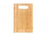 Lõikelaud Maku 30x20x1,5cm bambus