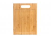 Lõikelaud Maku 40x30x1,6cm bambus