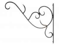 Hoidik laternale/amplile metallist 38cm