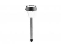 Solarlamp 34cm Q7,5 cm metall