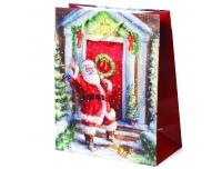 Kinkekott 51x71x18cm Jõuluvana